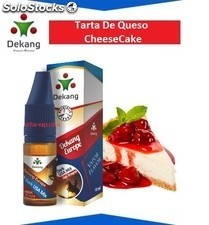 Dekang Cheesecake / Tarta de queso - 18 mg