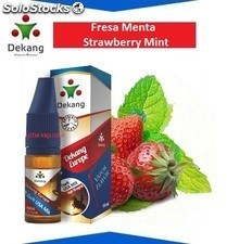 Dekang Fresa Menta / Strawberry Mint - 12mg