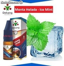 Dekang Menta Helada / Ice Mint - 0mg