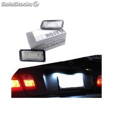 Del Soffitto Del Led Di Registrazione Bmw E46, 4 Porte 1998-2005 - Zesfor