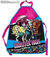 Delantal Escolar Monster High