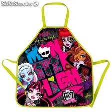 Delantal Monster High Faces""""