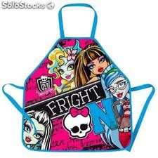 Delantal Monster High Fright""""