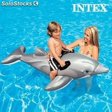Delfín Hinchable Intex