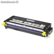 Dell 3130cn amarillo cartucho de toner compatible 593-10291