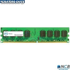 Dell 4 Gb 1Rx8 Udimm 1600Mhz Lv- For Dell T20/T110/R210Ii