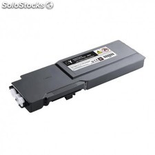 DELL - 593-11112 Laser cartridge 3000páginas Amarillo tóner y cartucho láser