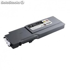 DELL - 593-11116 Laser cartridge 5000páginas Amarillo tóner y cartucho láser