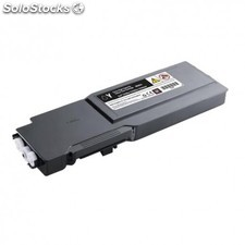 DELL - 593-11120 Laser cartridge 9000páginas Amarillo tóner y cartucho láser