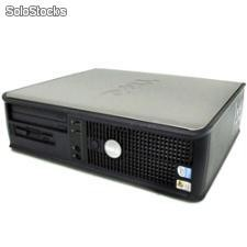 Dell 745 Desktop Core 2 Duo 2.4 Ghz - Win 7 Pro (mar)