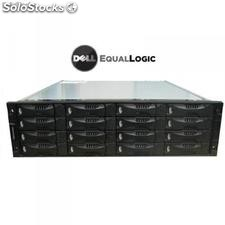 Dell EqualLogic ps6000e Virtualizable iSCSI san Storage Array 7 x 300 Gb