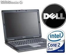 Dell Latitude D620 Core 2 Duo T5500 dvd Coa Xp Pro