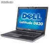 Dell Latitude d830 Core2Duo 2200 Mhz 2 Gb Ram