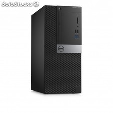Dell - OptiPlex 3040 3.7GHz i3-6100 Mini Tower Negro