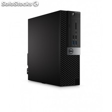 Dell - OptiPlex 3040 3.7GHz i3-6100 sff Negro pc