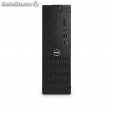 Dell - OptiPlex 3050 3.4GHz i5-7500 sff Negro pc - 22060699