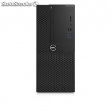 Dell - OptiPlex 3050 3.9GHz i3-7100 Mini Tower Negro pc