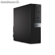 Dell - OptiPlex 5040 3.7GHz i3-6100 sff Negro