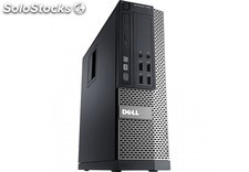 Dell Optiplex 7010 Core i7-3770 3,4 Ghz 32 Gb 480 Gb ssd Dvdrw Win 10 Pro