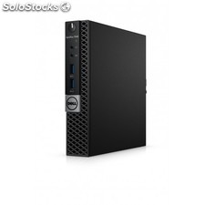 Dell - OptiPlex 7040 2.5GHz i5-6500T 1,2 l tamaño pc Negro Mini pc - 22009224