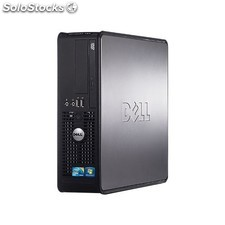 Dell Optiplex 780 SFF Dual-Core 2.8 Ghz 4 Gb 250 Gb Win 7 Pro Tara (Desactivo)