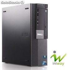 Dell Optiplex 980/990 SFF Reacondicionado Intel Core I3 3,3 Ghz