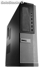 Dell Optiplex 990 SD Core i5-2400 a 3,1 Ghz 8 Gb 320 Gb Dvdrw Win 10 Pro