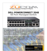 Dell powerconnect 3548 48 Port Managed Switch - Foto 2