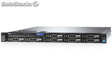 Dell poweredge r430 2.1ghz e5-2620v4 bastidor (1u) servidor