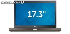 Dell Precision M6800 Core i7 4800MQ 2.7 Ghz. 32 Gb 250 Gb ssd + 1 Tb 17.3""