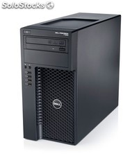 Dell Precision T1700 mt Xeon Quad Core E5 1240 3,3 Ghz. 16 Gb 500Gb Dvdrw Win10p