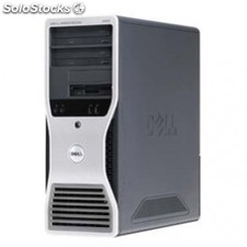 Dell Precision T3500 Xeon W3530 Quad Core 2.8 GHz 12 Gb 250 Gb Raid Nvidia Quadr