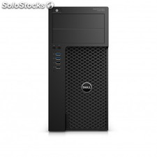 DELL - Precision T3620 3.4GHz i7-6700 Mini Tower Negro Puesto de trabajo -
