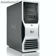 Dell Precision T7500 Xeon Six Core E5645 2,4 Ghz 32 Gb 1 Tb raid 1 Gb VRam
