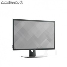 "Dell - UltraSharp UP3017 30"""" Wide Quad hd ips Mate Negro pantalla para pc led"