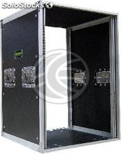Demountable Flight Case 16U F520 PRO 19 inch RackMatic (MC52)