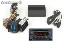 Dension Pro BT, Interface MP3 con manos libres Bluetooth para AUDI