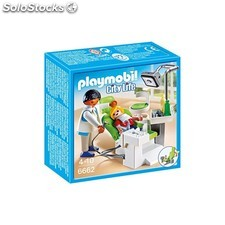 Dentista y paciente playmobil