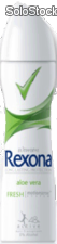 Deodorant Rexona Spray 200ml. Aloe Vera