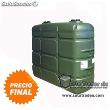Deposito gasoil 2000 litros doble pared