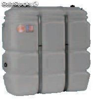 Deposito gasoleo pared doble Schutz Tank in tank plastic 2000 litros