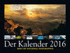 Der Kalender - National Geographictm 2016
