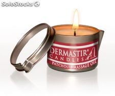 Dermastir Bougie de Massage- Patchouli 150g