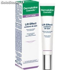 Dermatoline lift effect contorno de ojos 15 ml cosmetic