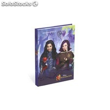 Descendants agenda 12X17 1J/p