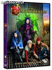 Descendientes, los/DVD disney