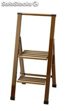 Design - step ladder , 2 steps , foldable , cartana 2 / only with us in europe