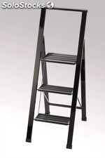 Design - step ladder , 3 steps , foldable , MATRIX 3 / only with us in europe