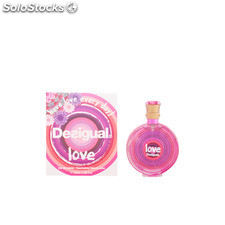 Desigual LOVE edt vaporizador 50 ml