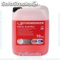 Desincrustante rocal Acid Plus 10 Kg para cobre - rothenberguer - Ref: